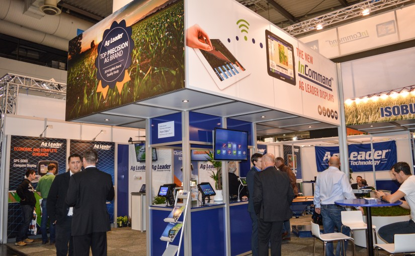 Над сто фирми проявиха интерес към Агро Офис  на Агритехника 2015 в Хановер