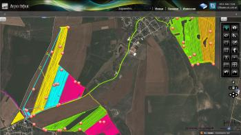 Yara Agro Office® GPS Tracking